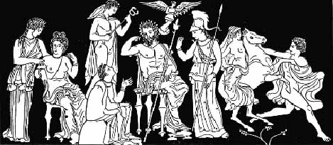 The Olympians - Greek Gods of Mount Olympus - Crystalinks