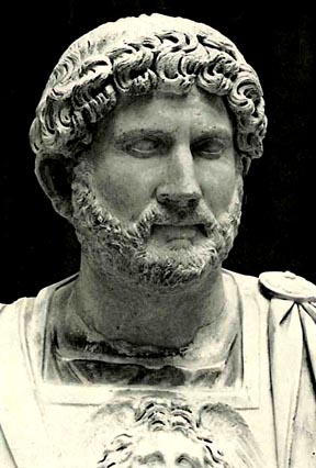 emporer hadrian of rome Explore the life and accomplishments of the roman emperor hadrian in this lesson then, test your understanding of roman culture, the empire and.