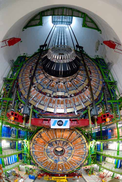 Large Hadron Collider - Crystalinks