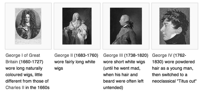 Hairstyles Through the Ages - Crystalinks