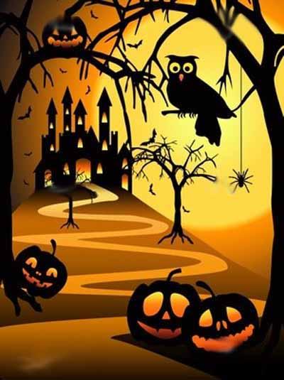 Halloween 2009 - Solar Max - Owls and Aliens