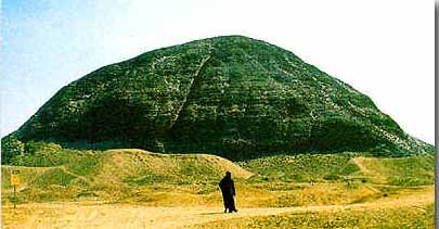 The Pyramids Of Faiyum Lahun Illahun Hawara