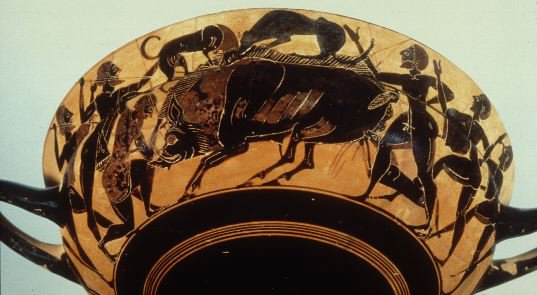 eurystheus_The Twelve Labors of Hercules - Crystalinks