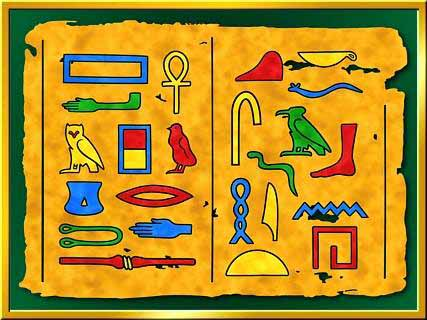 Ancient Egyptian Language - Crystalinks