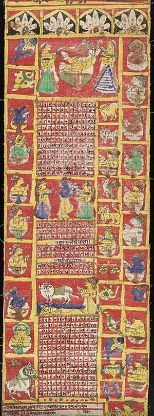 Calendar Art Of Hindu Gods : Gods and goddesses of ancient india crystalinks