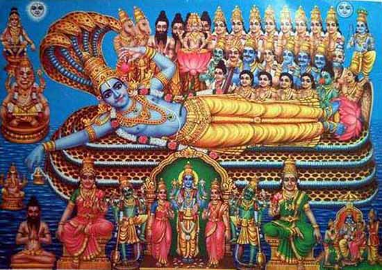 Avatars in Ancient India - Crystalinks