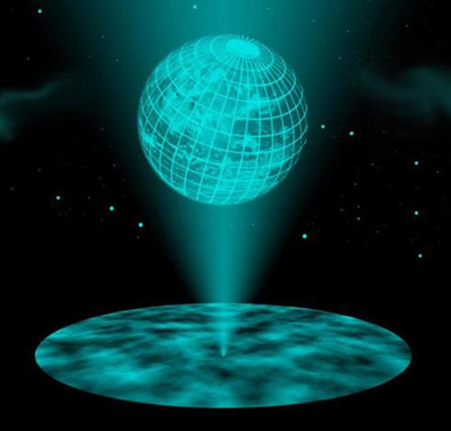 Голографическая Вселенная.Возможно, все проще, чем кажется! Holograhicuniverse415