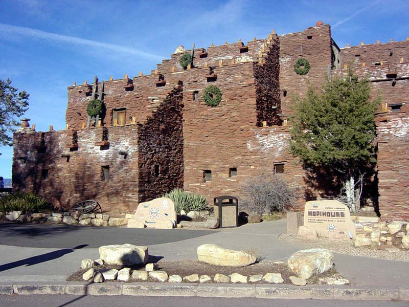 Hopi Mesa Map