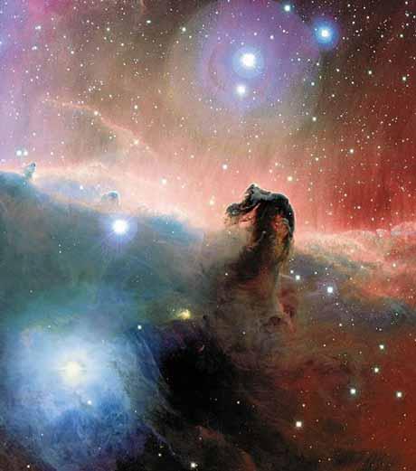 Nebulae Horseheadneb1003