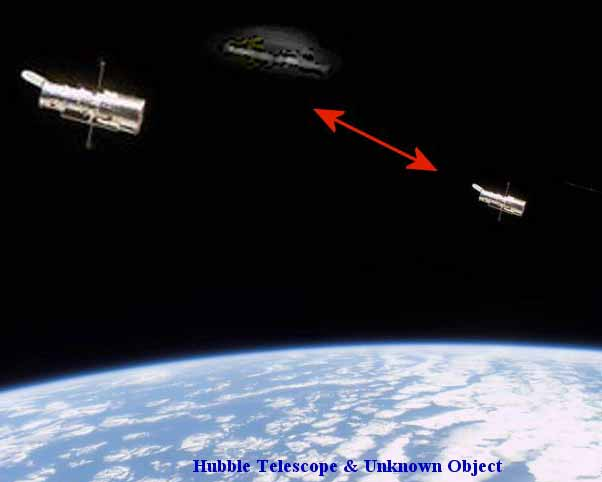 The Hubble Telescope Turns 25 - UFOs and Ancient Aliens