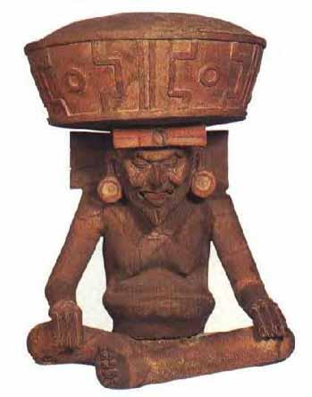 Aztec Fire God aztec gods and goddesses - crystalinks Xiuhtecuhtli Aztec God Of Fire