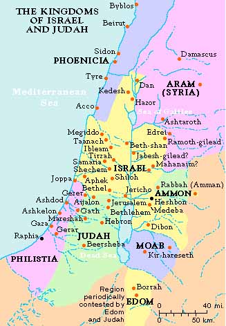Israel - Crystalinks