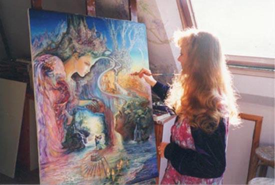 art vincent van gogh ellie visits moma channeling
