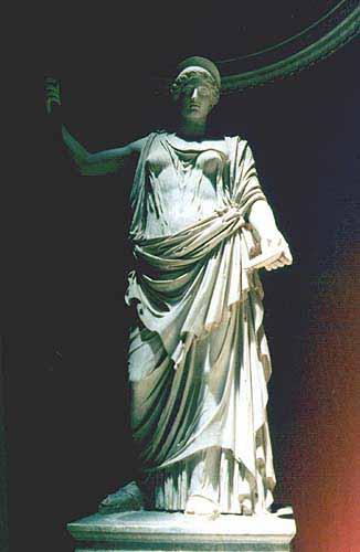 Pinkpanthers Roman Gods