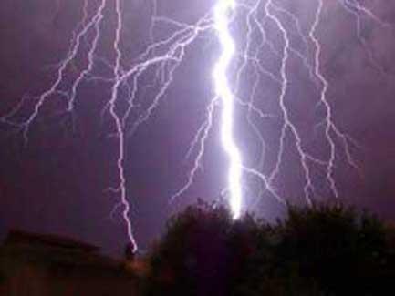 Lightning, Sprites, Elves, News - Crystalinks