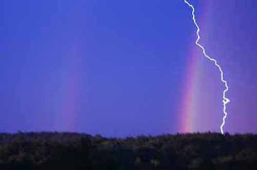 what is lightning and how is it formed