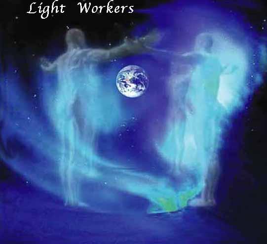 Resultado de imagem para light workers