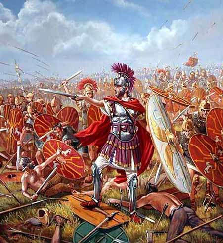 Julius Caesar In Battle I came  I saw  I conquered