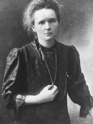 Marie curie invention