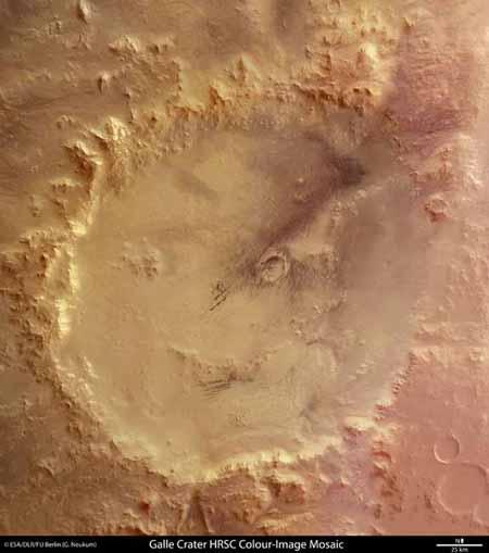 Face on Mars Marshappyface