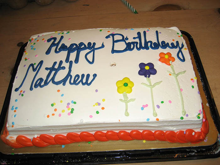 Matthews 11th Birthday Party In Rhode Island
