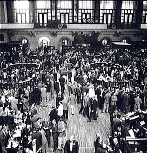 Nyse trading signals