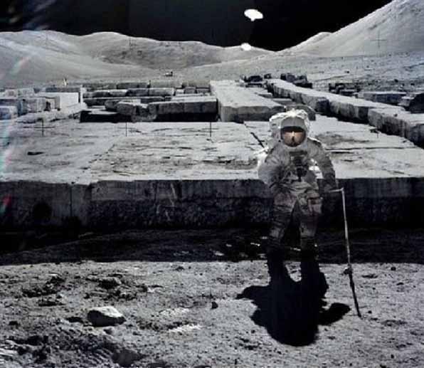 ahve astronauts seen ufos - photo #17