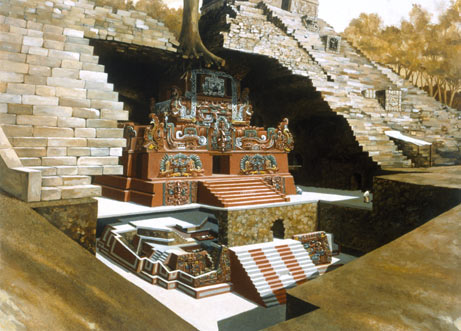mayan art and architecture - crystalinks