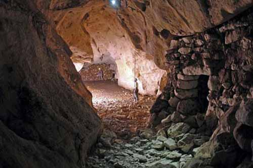 archeologists say mayans believed the underground complex of water filled caves leading into dry. Black Bedroom Furniture Sets. Home Design Ideas