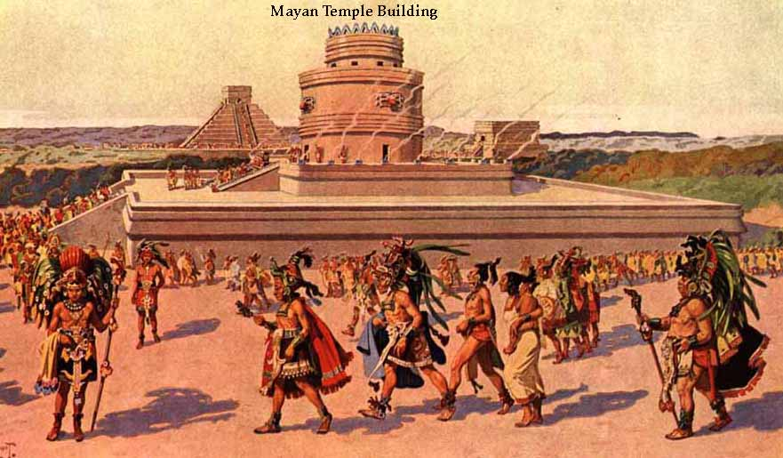 Mayan art and architecture for Ancient mayan cuisine