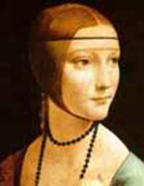 During The Medieval Era, Both Men And Women Of The Upper Social Classes  Wore Their Hair In Loose Curls. Women Sometimes Fastened Gold Balls At The  End Of ...