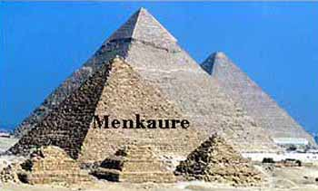 Dating the Pyramid of Menkaure and the Osirion  Menkaurepyr