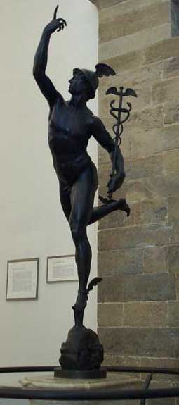 Mercury - Messenger of the Gods - Crystalinks