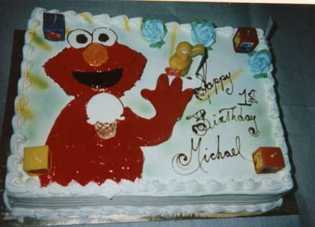 Happy Birthday Mike Cake Image