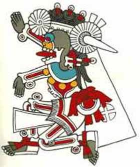 Aztec Gods and Goddesses - Crystalinks