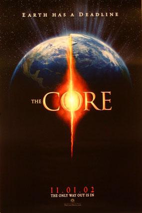 Film: The CORE, Pole Shifts