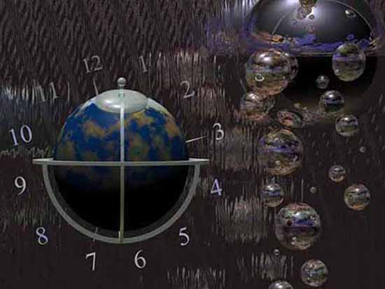 multiverse theory proof