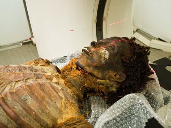 Ancient Egyptian Mummies - Crystalinks
