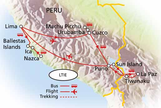 Nazca Lines and Cahuachi Culture - Crystalinks
