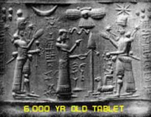 Ancient Astronauts Nibirutablet