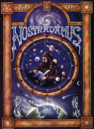 The Nostradamus Prophetic Quatrains - Preface