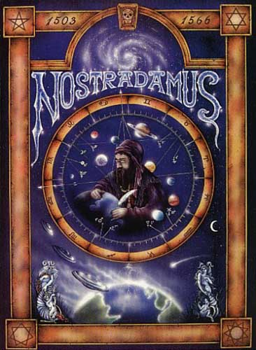 Nostradamus - Biography