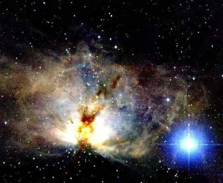 Nebulae Orionflameneb799