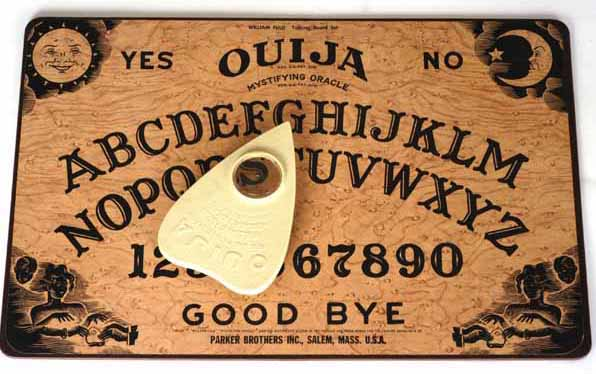 an introduction to the ouija board The introduction of the click wheel alphabet-search system in the new  not  only can the click wheel emulate the traditional ouija board and.