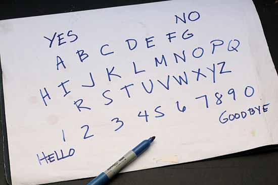 Ouija Boards Crystalinks