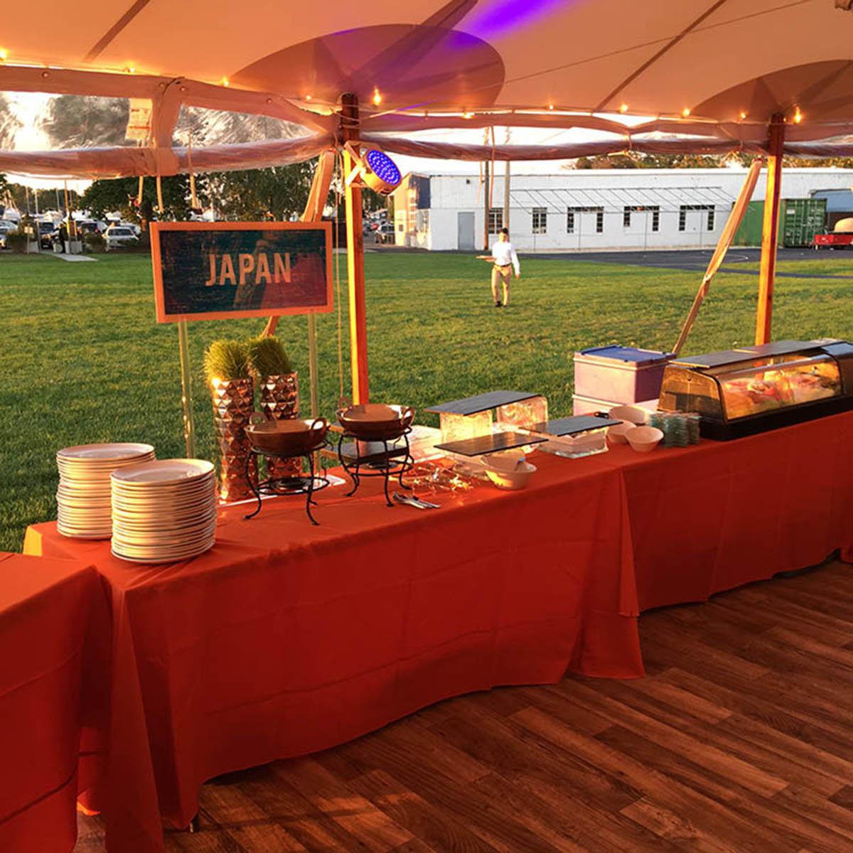 Matthew Ambrifi's Bar Mitzvah Party at the Longshore ...