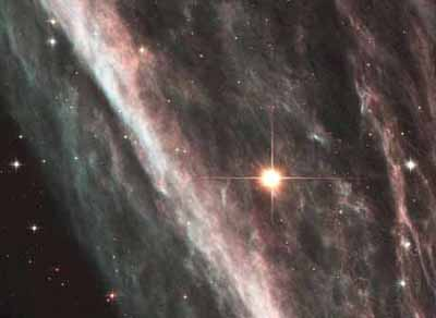 Nebulae Pencilneb603