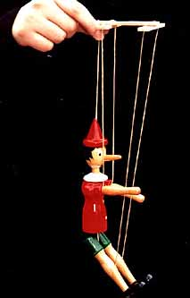 Puppets, Who's Pulling the Strings?