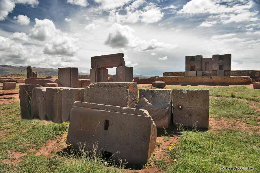Tiwanaku, Bolivia - Crystalinks