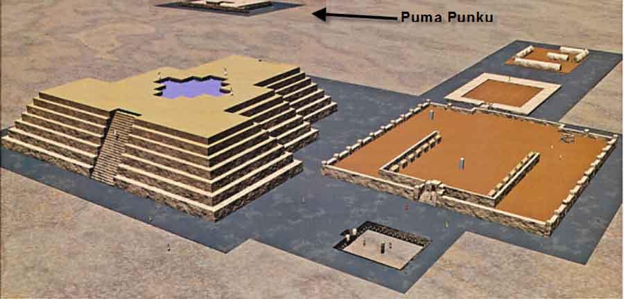 Puma punku faces